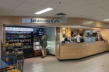 Javaroma Gourmet Coffee And Tea Yellowknife Airport - Arrivals Hall - Interior - 004