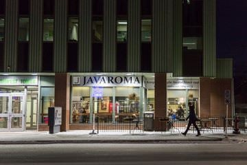 Javaroma Gourmet Coffee And Tea Yellowknife Downtown - Exterior - 001