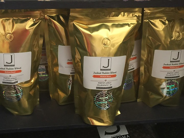 Javaroma Coffee Mad Trappers Blend